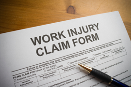 Workers Compensation - Report your Injury